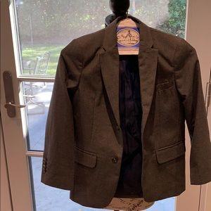 Boys gray suit size 8